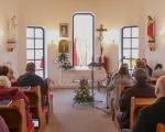 Slavnostní mše svatá v Řetechově (1)
