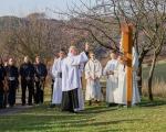 Slavnostní mše svatá v Řetechově (20)