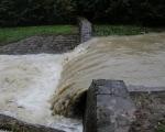 Luhačovicko druhý stupeň povodňové aktivity (11)