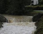 Luhačovicko druhý stupeň povodňové aktivity (12)