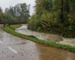 Luhačovicko druhý stupeň povodňové aktivity (13)