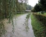 Luhačovicko druhý stupeň povodňové aktivity (15)