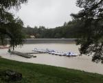 Luhačovicko druhý stupeň povodňové aktivity (17)