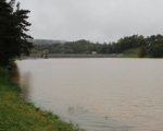 Luhačovicko druhý stupeň povodňové aktivity (19)