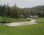Luhačovicko druhý stupeň povodňové aktivity (2)