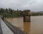 Luhačovicko druhý stupeň povodňové aktivity (3)