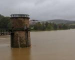 Luhačovicko druhý stupeň povodňové aktivity (4)