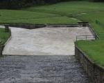 Luhačovicko druhý stupeň povodňové aktivity (6)