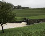 Luhačovicko druhý stupeň povodňové aktivity (7)