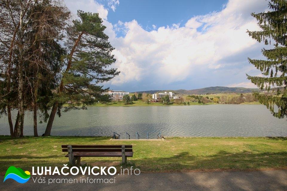 Luhačovická přehrada v dubnu 2020 (11)