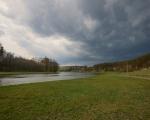 Luhačovická přehrada v dubnu 2020 (13)