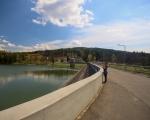Luhačovická přehrada v dubnu 2020 (6)