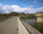 Luhačovická přehrada v dubnu 2020 (8)