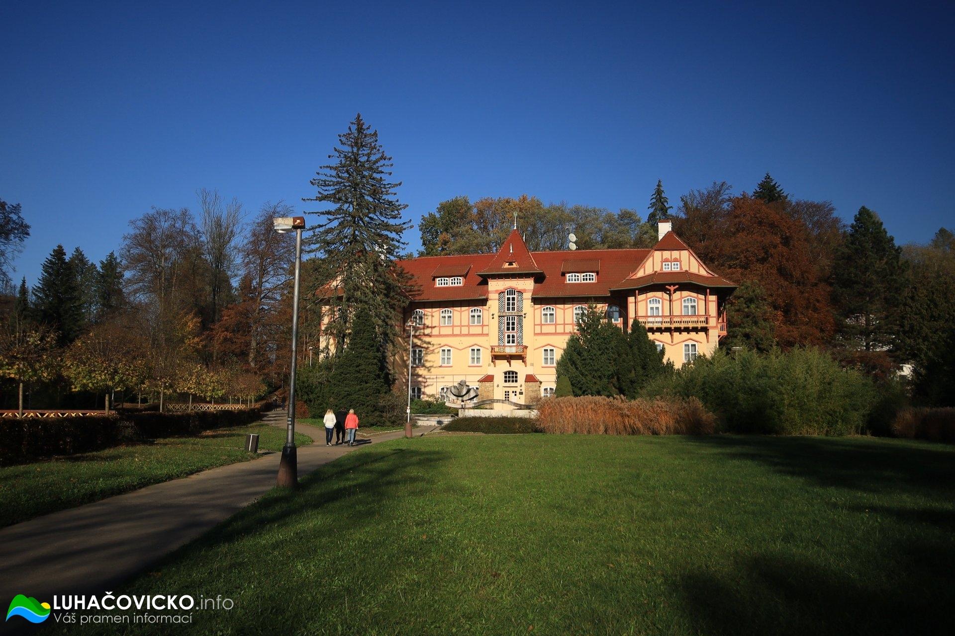 Podzimní Luhačovice (1)