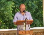 Pěší pouť farnosti na poutní místo Maleniska 2020 (11)