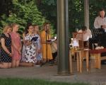 Pěší pouť farnosti na poutní místo Maleniska 2020 (30)
