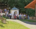 Pěší pouť farnosti na poutní místo Maleniska 2020 (9)