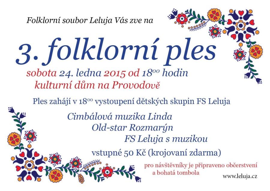 Folk.ples LELUJA 2015