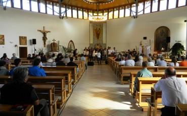 koncert Adorare v kostele sv. Rodiny