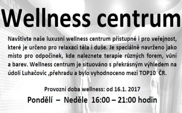 Wellness centrum Niva