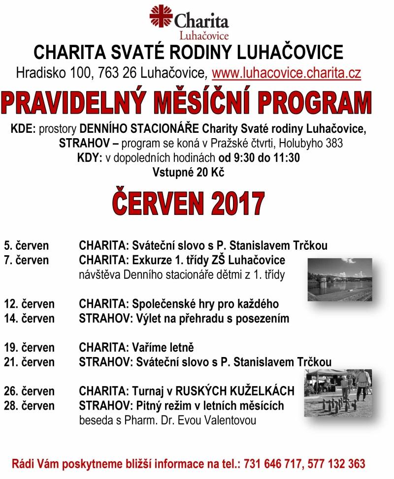 PROGRAM ČERVEN 2017