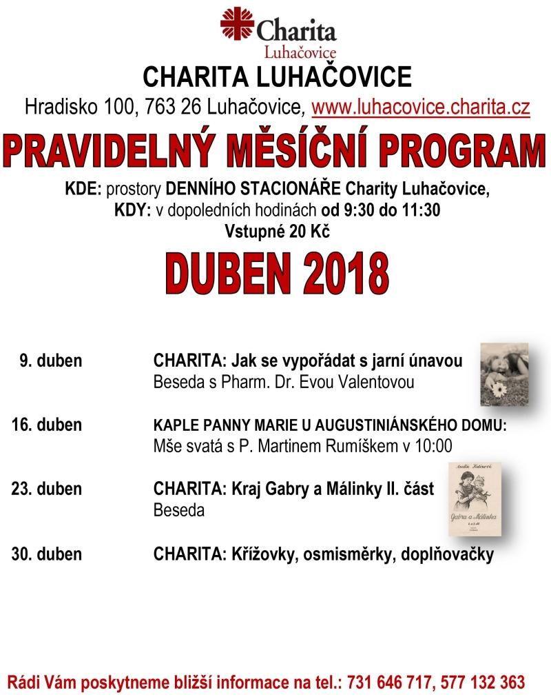 program DUBEN 2018