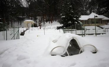 Lázně Luhačovice zima 2019  (2)