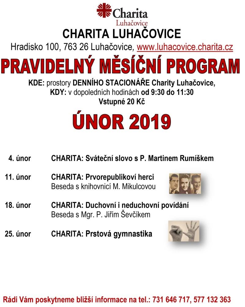 program ÚNOR 2019