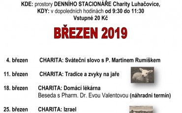 program BŘEZEN 2019