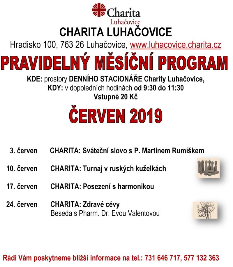 program ČERVEN  2019
