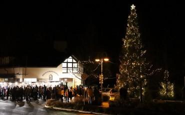 Rozsvícení vánočního stromu v Pozlovicích 2019 (29)