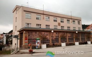 Pošta Luhačovice