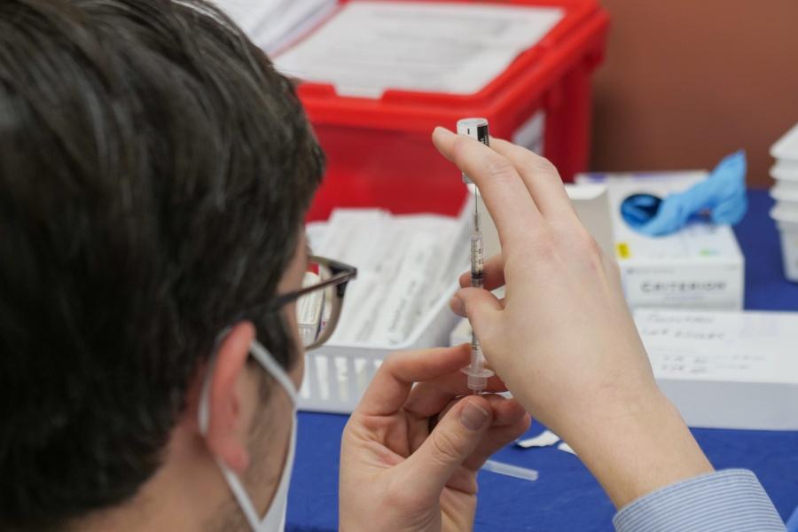 Očkování COVID 19
