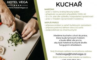 Vega kuchař