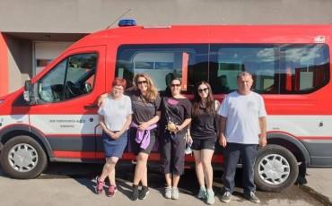 humanitarni pomoc Korunky